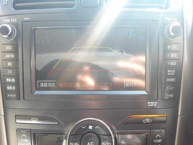 G 純正 HDDナビ/シート ハーフレザー/ヘッドランプ HID/EBD付ABS/横滑り防止装置/エアバッグ 運転席/エアバッグ 助手席/エアバッグ サイド/アルミホイール/パワーウインドウ ワンオーナー(10枚目)