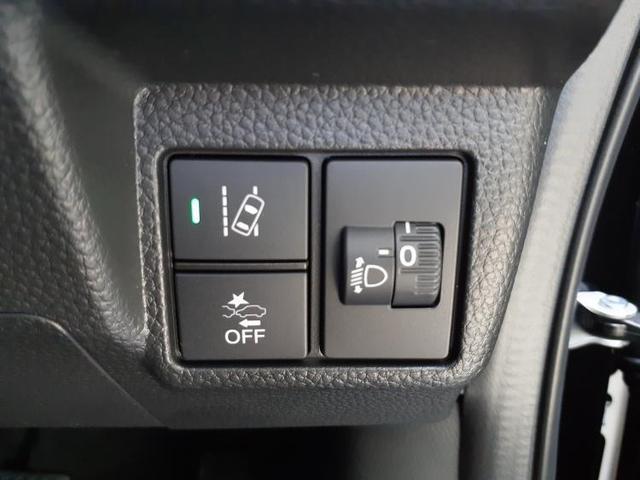 L 未使用/MC後現行型/ホンダセンシング/パワースライドドア/LEDヘッドライト&フォグ/シートヒーター/ナビ装着用SP/スマートキー/プッシュスタート/電動スライドドア/車線逸脱防止支援システム(14枚目)