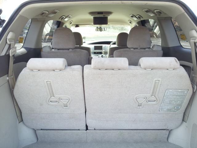トヨタ エスティマハイブリッド G 両側自動ドア HDDナビ ETC F・S・Bモニタ