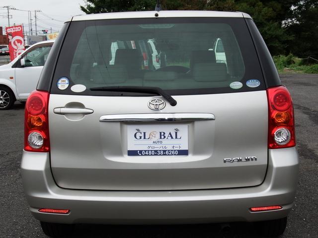 トヨタ ラウム Gパッケージ HID 地デジ ナビ ETC 電動スラ 禁煙車