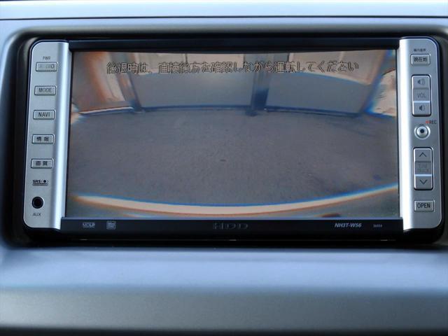 トヨタ エスティマ アエラス HDDナビ CD DVD フルセグ リヤモニター