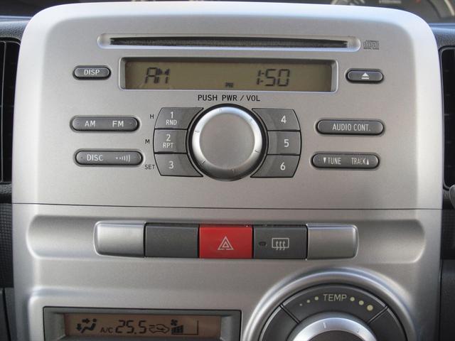 ダイハツ タント カスタムXリミテッド・片側電動スライドドア・スマートキー装備