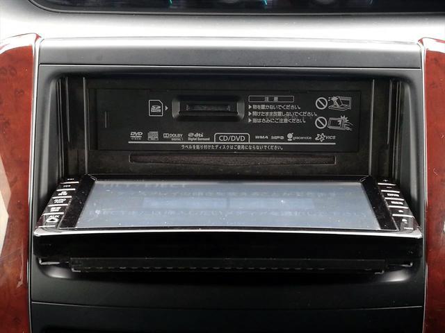 トヨタ ノア X HDDナビ CD DVD ETC Bカメラ フルセグ装備