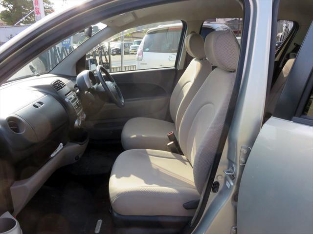 トヨタ パッソ X キーレス CDプレイヤー 盗難防止装置装備