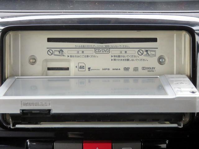 ダイハツ タント カスタムXリミテッド CD HID アルミ装備