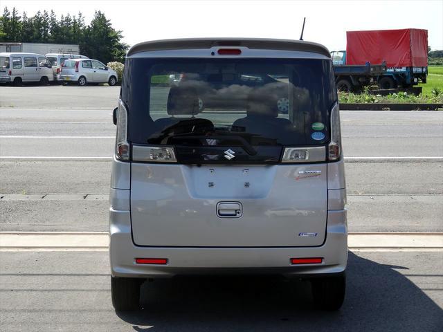 XSターボ・クルコン・MTモード・社外ナビ・両側電動スライド(5枚目)