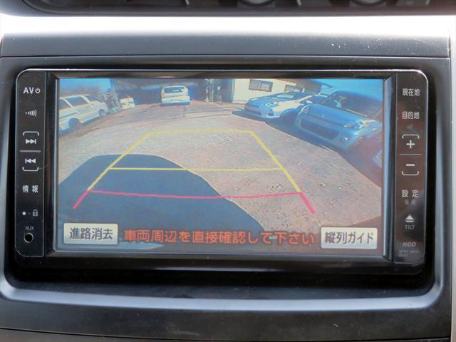X HDDナビ CD DVD ワンセグTV Bカメラ装備(17枚目)