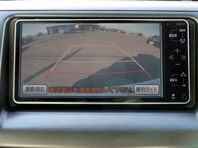 アエラス HDDナビ DVD フルセグ Bカメラ ETC(17枚目)