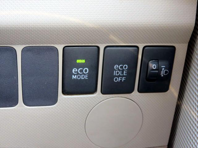エコアイドル装備!!低燃費ですよ♪