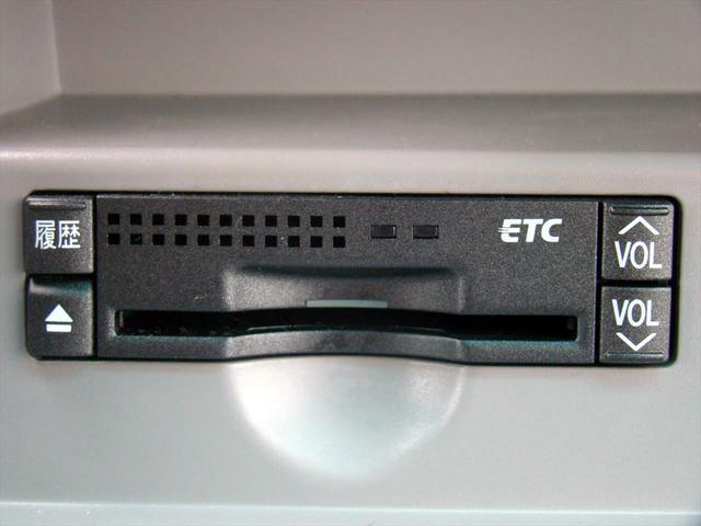 ETC装備。  ただし動作確認はしていませんのでご注意下さい!!