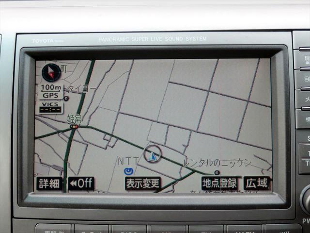 純正HDDナビ装備!!