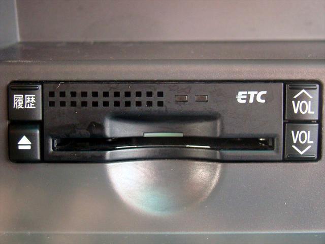 ETC装備!!