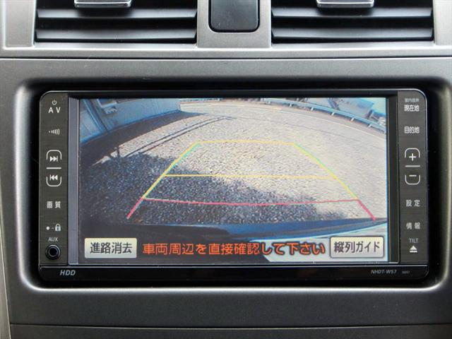 X Gエディション スマートキー HDDナビ CD DVDプレイヤー ミュージックサーバー SDカードスロット バックカメラ ETC 盗難防止装置装備(15枚目)