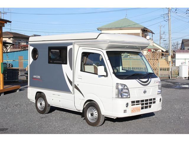 日産 クリッパートラック 東和モータス インディ108 4WD GX