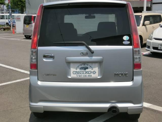 横開きバックドアなので狭い駐車場でも荷物の出し入れがしやすい!