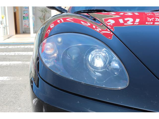 フェラーリ フェラーリ 360 F1スパイダー クラッチ68% ワンオフマフラー AVS