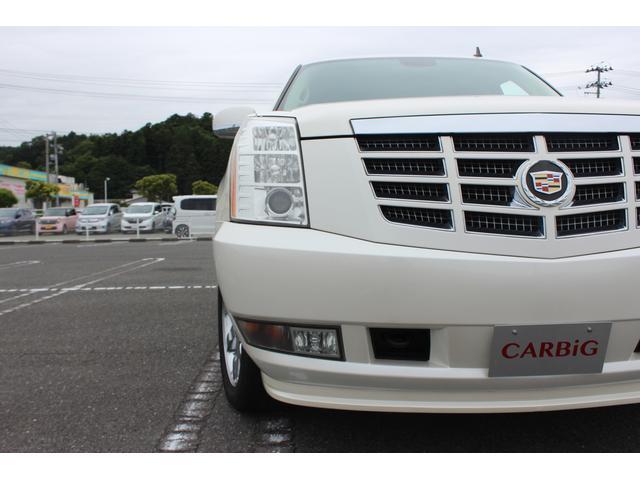 「キャデラック」「キャデラックエスカレード」「SUV・クロカン」「福島県」の中古車4