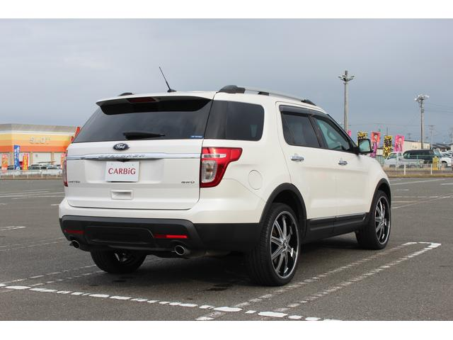 「フォード」「エクスプローラー」「SUV・クロカン」「福島県」の中古車6