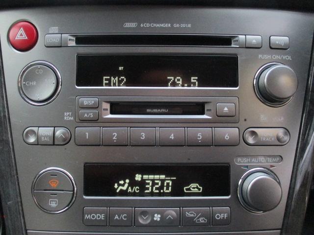 スバル アウトバック 2.5iアイボリーレザー DVDナビ 革電動シ-ト+ヒ-タ-