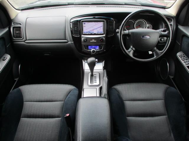 フォード フォード エスケープ XLT 後期型 社外HDDナビ フルTV 純16AW ETC