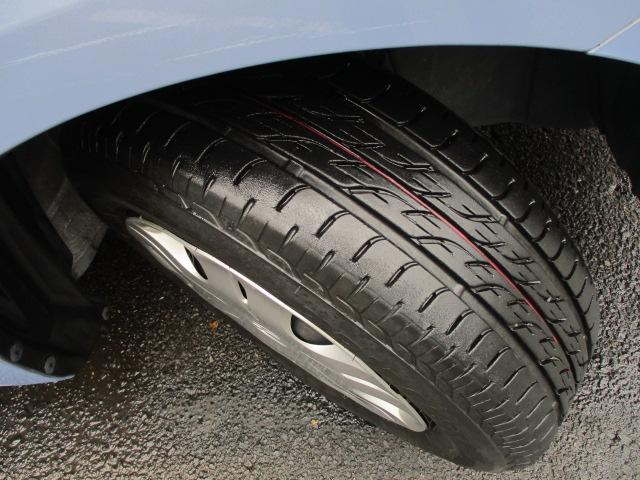 タイヤ溝もございますのでご購入後すぐに交換の心配もございません♪