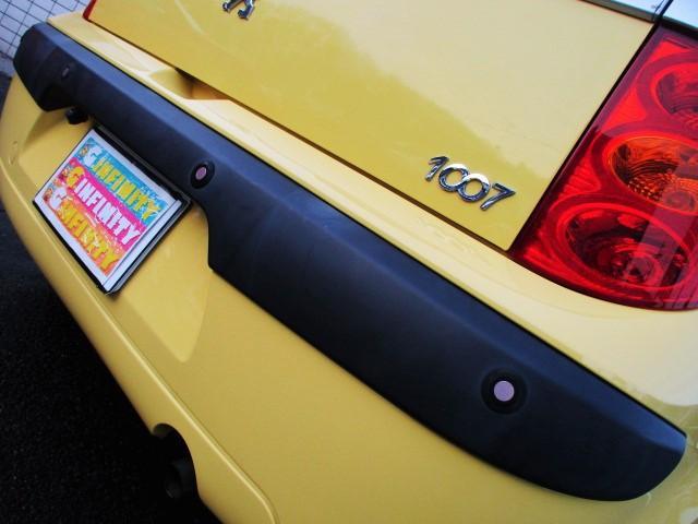 「プジョー」「プジョー 1007」「ミニバン・ワンボックス」「栃木県」の中古車27
