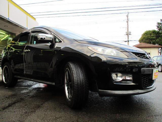 「マツダ」「CX-7」「SUV・クロカン」「栃木県」の中古車42