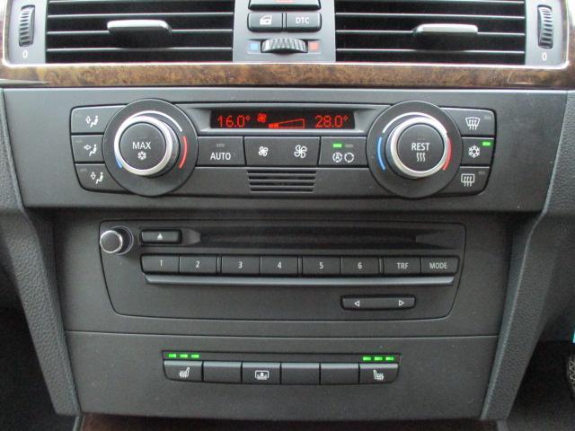 純正オーディオが装備されております♪パネルやスイッチ類にはキズや汚れ等も無くとてもキレイな状態です♪シートヒーターのスイッチもこちらにございます♪
