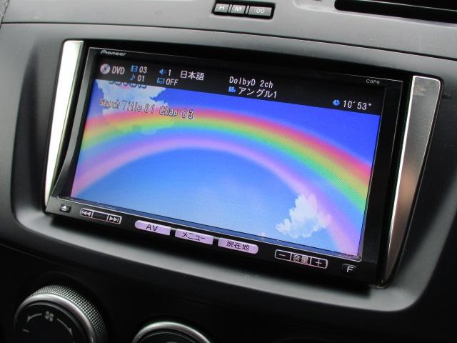 ワンセグTV+DVDの視聴も可能です♪ロングドライブの時でも快適にドライブをお楽しみ頂けます♪お車ですが居住性もございます♪