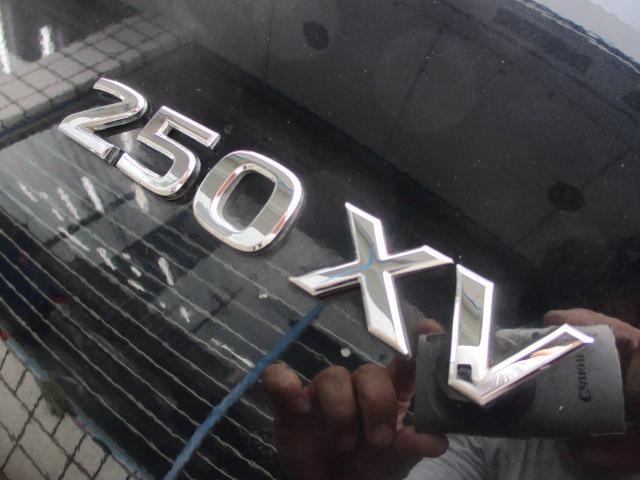 250XV 修復歴無/純正HDDナビ/サイド&バックカメラ/DVD/Mサーバー/純正17AW/HID/Fフォグ/電動シート/オットマン/スマートキー/ETC/ウッドコンビステア/PVガラス/Tチェーン(38枚目)