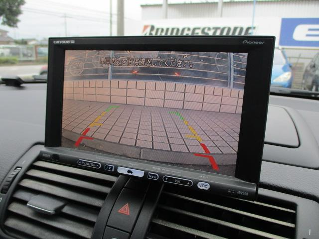 カラーバックカメラも装備されております♪後方の障害物や停止位置の確認にとても便利です♪アシストラインも表示され安心ですね♪