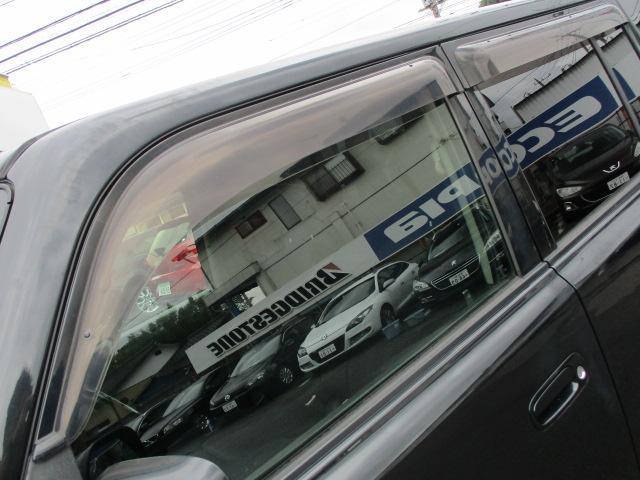 S Wバージョン 修復歴無/後期型/走行・8.5万km/車検・R4・3/ブラックマイカ/メッキFグリル・OP/エアロ/純正オーディオ/ベンチシート/ETC/キーレス/PVガラス/ドアバイザー/Tチェーン(25枚目)