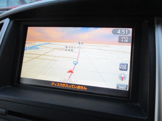 純正HDDナビが装備されております♪画面もクリアで見やすく運転中も確認しやすいです♪ミュージックサーバー機能も搭載されており、好みの音楽を録音してお楽しみ下さい♪