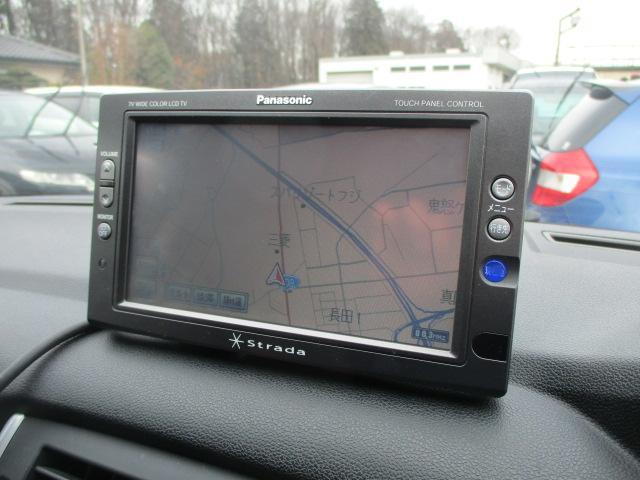 社外DVDナビが装備されております♪画面もクリアで見やすく運転中も確認しやすいです♪DVDの視聴もお楽しみ頂けます♪