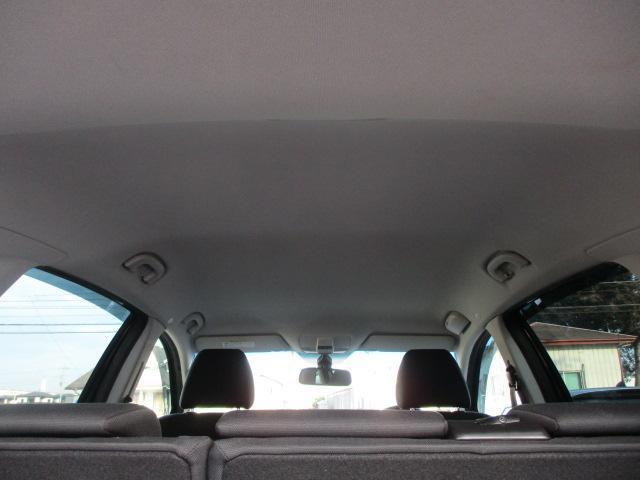輸入車にありがちな天張りの剥がれや目立つキズ等もなくキレイな状態になっております♪清潔感の有る車内になっております♪