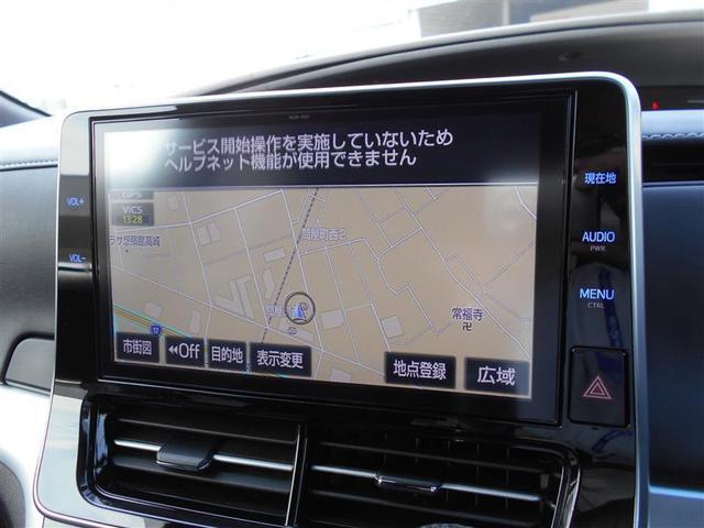 アエラス フルセグ DVD再生 後席モニター バックカメラ 衝突被害軽減システム ETC ドラレコ 両側電動スライド LEDヘッドランプ ウオークスルー 乗車定員7人 3列シート(6枚目)