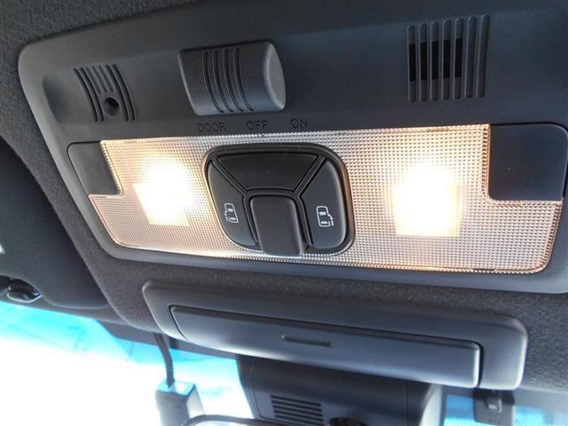 アエラス フルセグ DVD再生 後席モニター バックカメラ 衝突被害軽減システム ETC ドラレコ 両側電動スライド LEDヘッドランプ ウオークスルー 乗車定員7人 3列シート(13枚目)