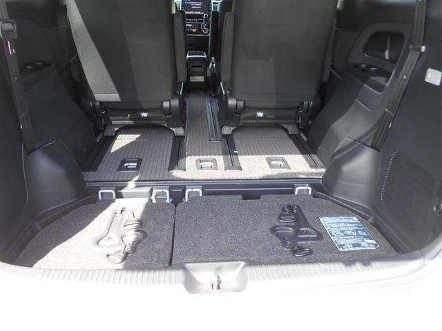 アエラス フルセグ DVD再生 後席モニター バックカメラ 衝突被害軽減システム ETC ドラレコ 両側電動スライド LEDヘッドランプ ウオークスルー 乗車定員7人 3列シート(18枚目)