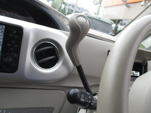 トヨタ ポルテ サイドアクセス車 脱着シート電動式