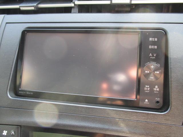 トヨタ プリウス Sツーリングセレクション SDナビ フTV ETC LED