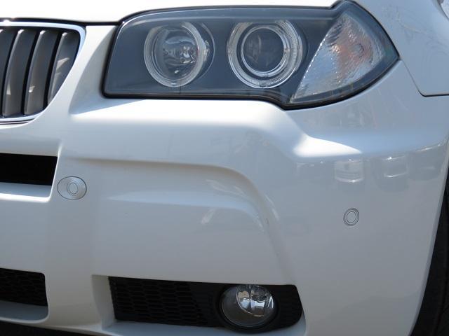 BMW BMW X3 2.5si ワンオーナー コーナーセンサ 4WD  Bカメラ