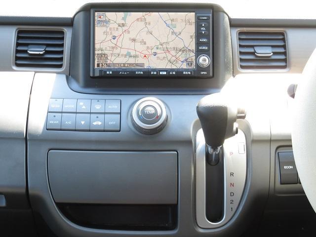 ホンダ ステップワゴン G L HDDナビパッケージ 1年保証 PSD インターナビ