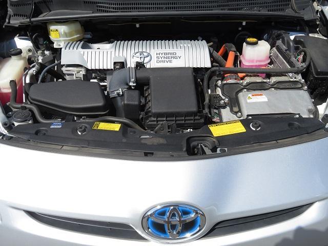トヨタ プリウス S 1年保証 ナビ 地デジTV Bカメラ ETC 純正AW