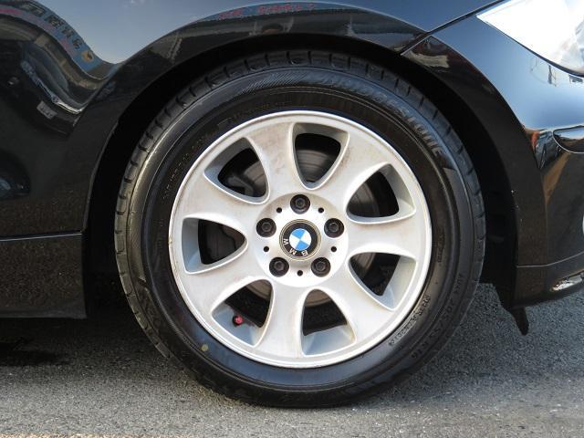 BMW BMW 118i プッシュスタート HDDナビ 地デジTV ETC