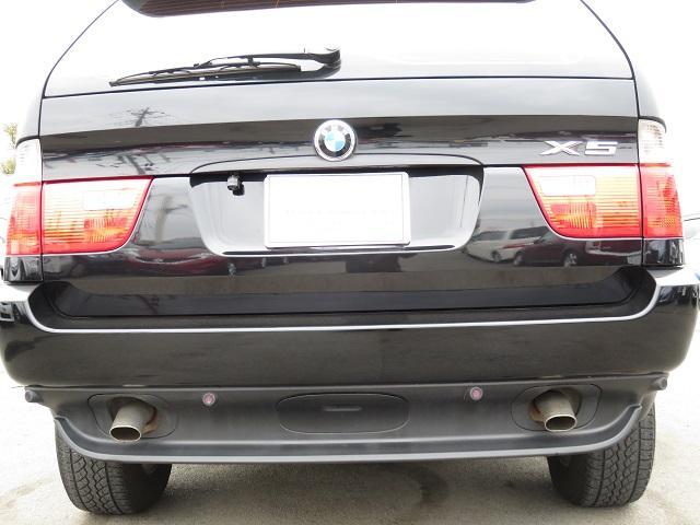 BMW BMW X5 3.0i 社外ナビ 地デジ Bカメラ ETC 障害物センサー