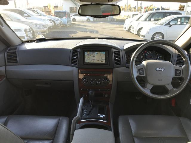 リミテッド ワンオーナー 4WD 皮パワーシート シートヒータ 純正ナビ ETC 障害物センサー(13枚目)