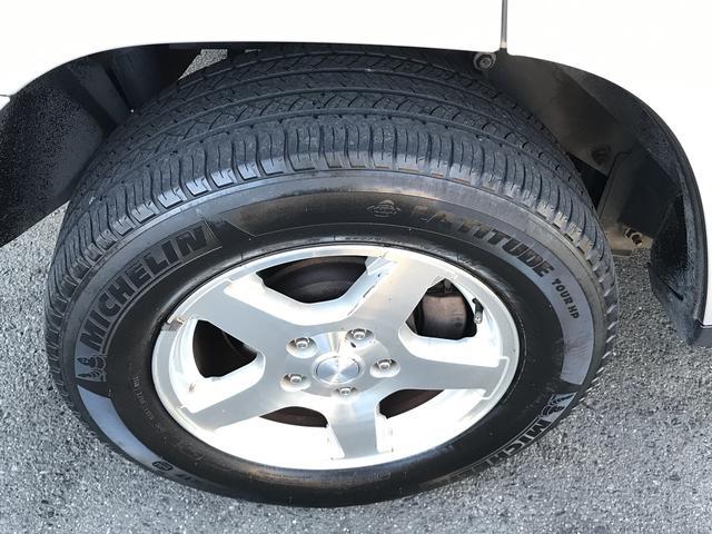 リミテッド ワンオーナー 4WD 皮パワーシート シートヒータ 純正ナビ ETC 障害物センサー(32枚目)