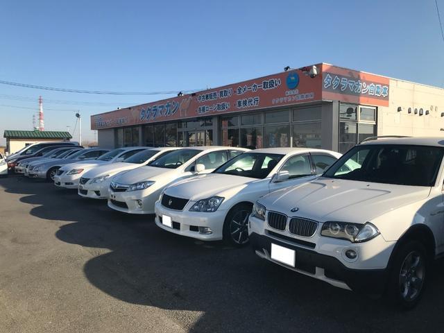 普通車、軽自動車、輸入車と幅広く取り扱っております!買取や車検代行も承ります!