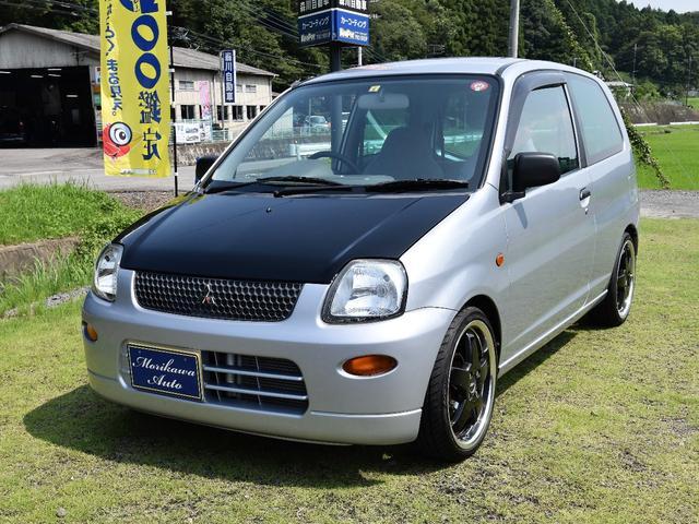 「三菱」「ミニカ」「軽自動車」「栃木県」の中古車2