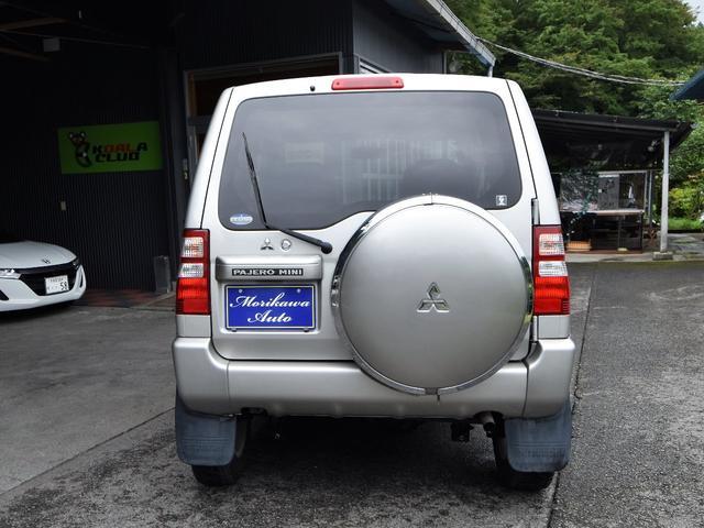 「三菱」「パジェロミニ」「コンパクトカー」「栃木県」の中古車3